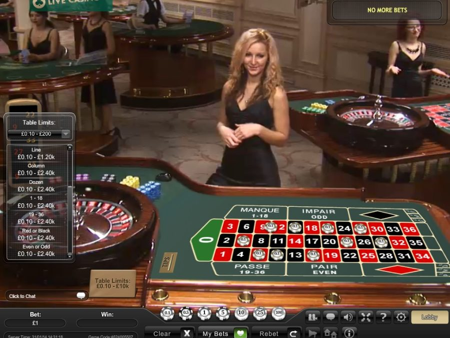 Why Any Person Will No Longer Want to Play Roulette at a Real Casino