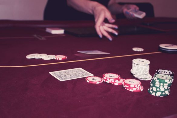 Top Texas Hold Em poker
