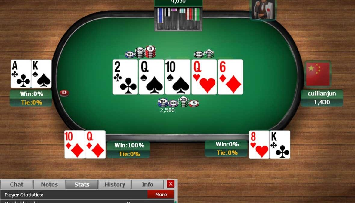 See how playing poker online might turn you into a better person