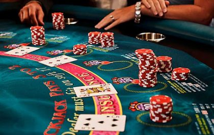 Poker Personality Types