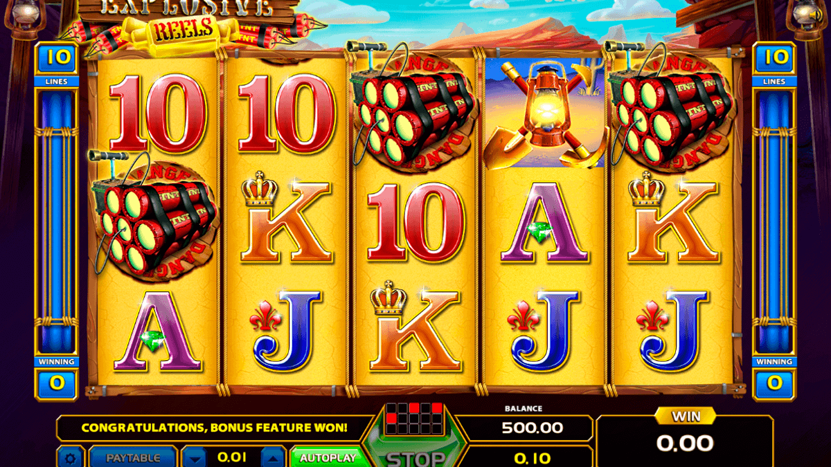 Can you easily win in an online slot game?