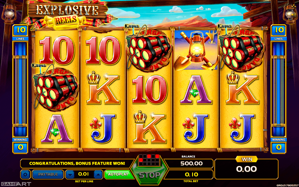 Can you easily win in an online slot game? – Lazy Gamers