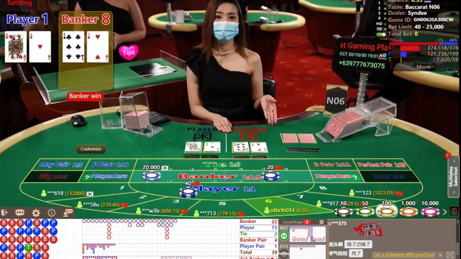 Tips To Win Baccarat at Live Casino Tables